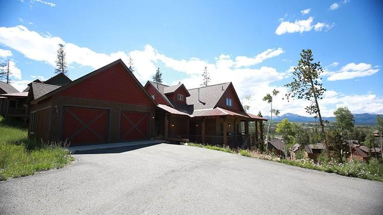 1345 Rendezvous Cabin - Image 1 - Fraser - rentals