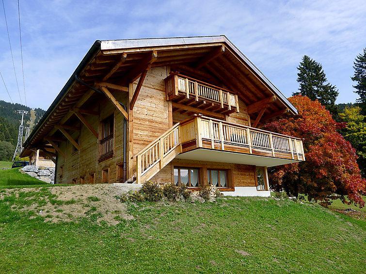 4 bedroom Villa in Villars, Alpes Vaudoises, Switzerland : ref 2296394 - Image 1 - Villars-sur-Ollon - rentals