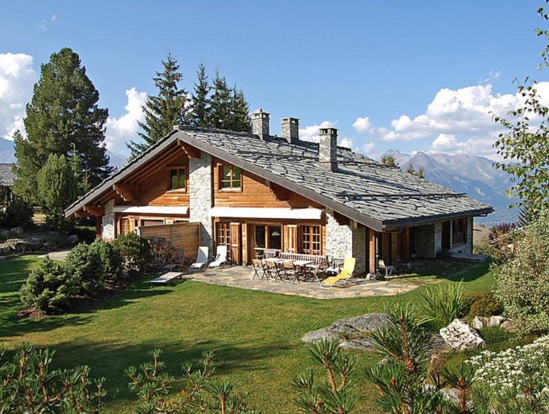 Vacation House in the Valais - Maison Syrah - Image 1 - Nendaz - rentals