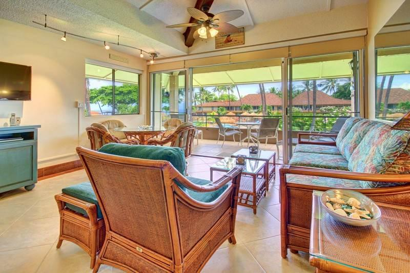 Maui Kaanapali Villas #E290 - Image 1 - Lahaina - rentals