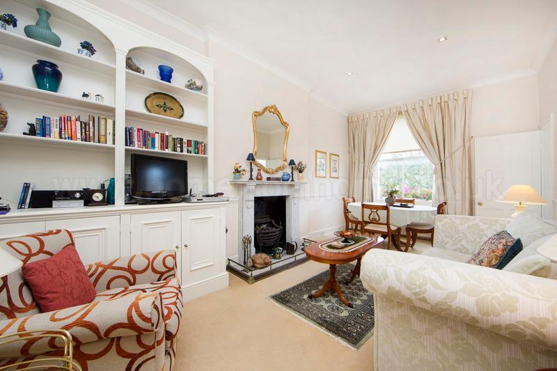 Cosy apartment in a Cherry Tree lined street- Notting Hill - Image 1 - London - rentals