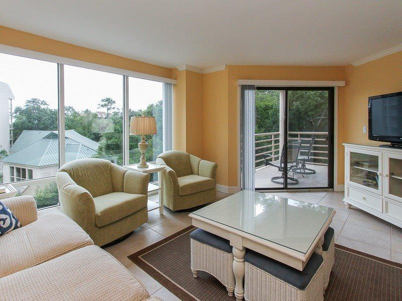Living Room at 2315 Villamare - 2315 Villamare - Hilton Head - rentals