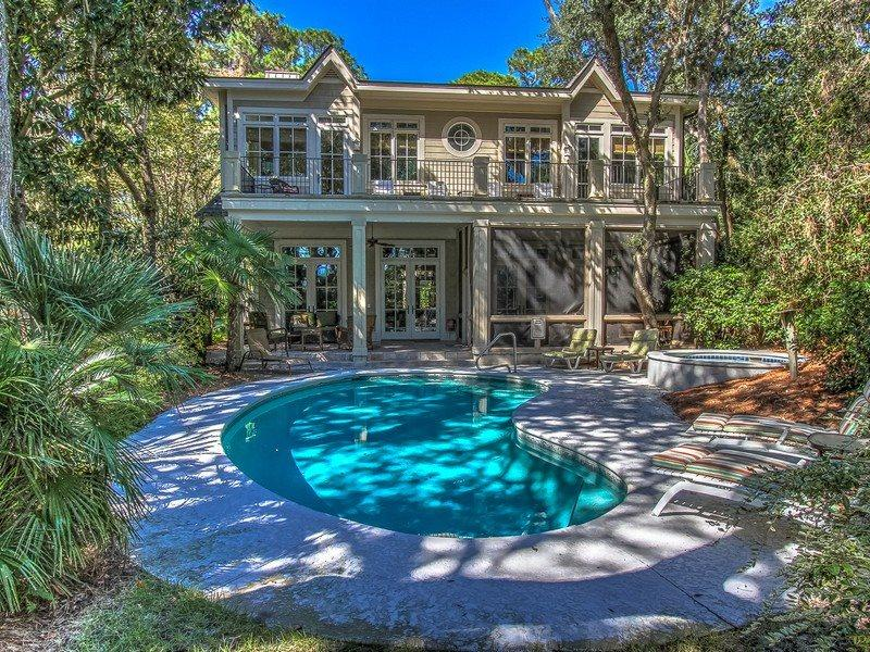 Pool at 30 Canvasback - 30 Canvasback - Hilton Head - rentals