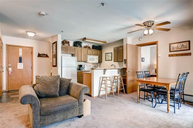 River Mountain Lodge #W103 - Image 1 - Breckenridge - rentals