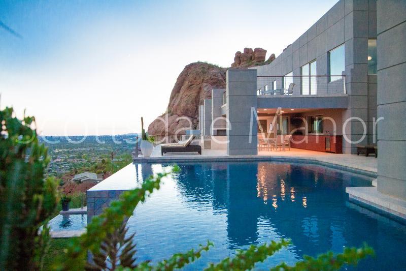 Ultimate Old Town 8 Bedroom Mansion! Luxury on Top - Image 1 - Scottsdale - rentals