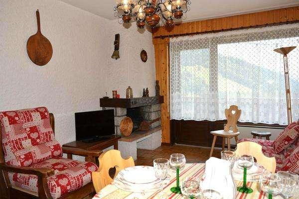 BELVEDERE 4  3 rooms 6 persons - Image 1 - Le Grand-Bornand - rentals
