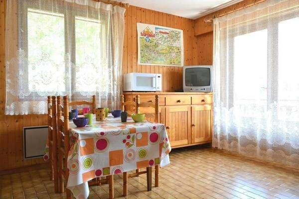 BERGERONNETTES Studio + small bedroom 5 persons - Image 1 - Le Grand-Bornand - rentals