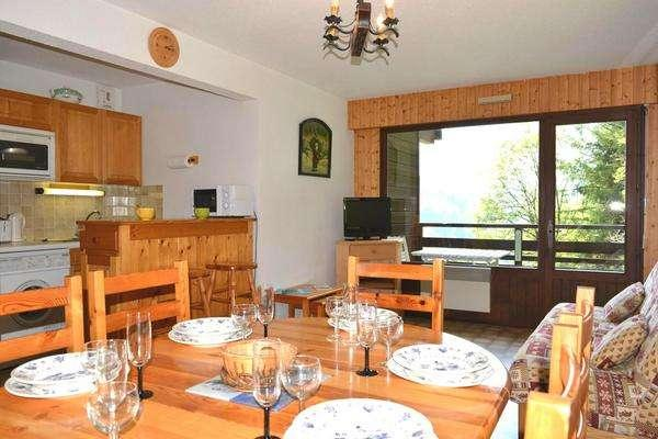 CATALPA 2 rooms 5 persons - Image 1 - Le Grand-Bornand - rentals