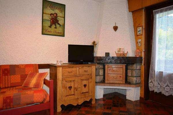 SOLDANELLES Studio + small bedroom 5 persons - Image 1 - Le Grand-Bornand - rentals