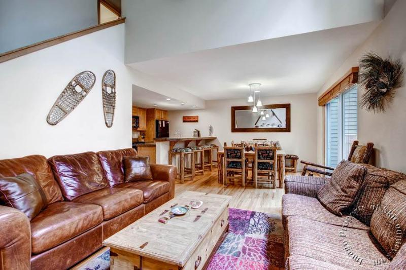 Warrior's Mark Townhomes 2 by Ski Country Resorts - Image 1 - Breckenridge - rentals