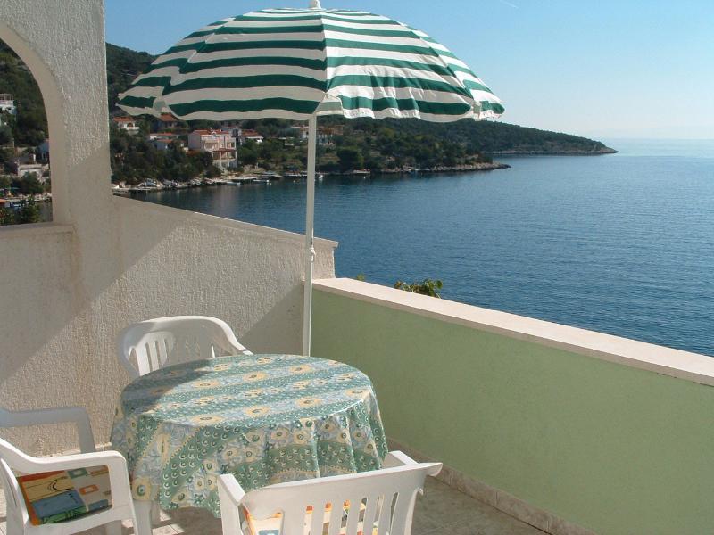A3(3): terrace view - 00907VINI A3(3) - Vinisce - Vinisce - rentals