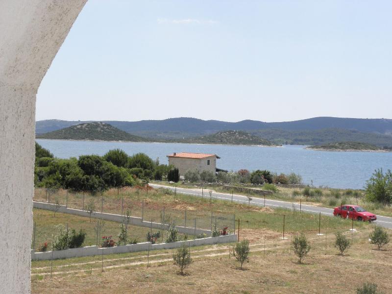 A3(6): terrace view - 4645 A3(6) - Sveti Petar - Sveti Petar - rentals