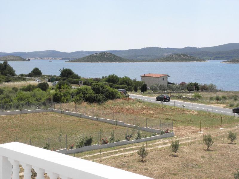 A6(6): terrace view - 4645 A6(6) - Sveti Petar - Sveti Petar - rentals