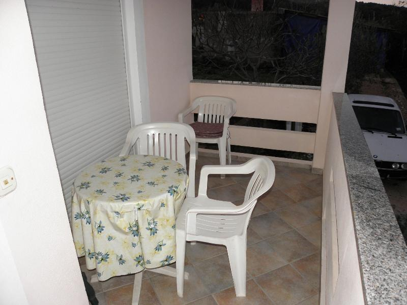A2(3): covered terrace - 4993 A2(3) - Lukoran - Lukoran - rentals