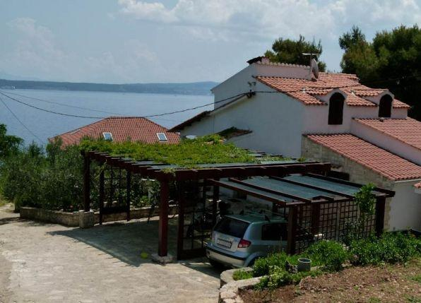 house - 5231 A2-Mali(2+1) - Stomorska - Stomorska - rentals