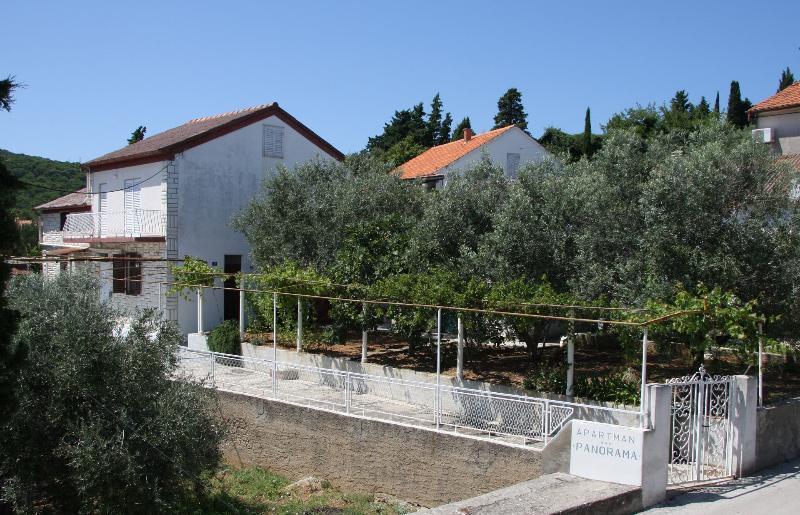 house - 5542 A1 mali(2+1) - Preko - Preko - rentals