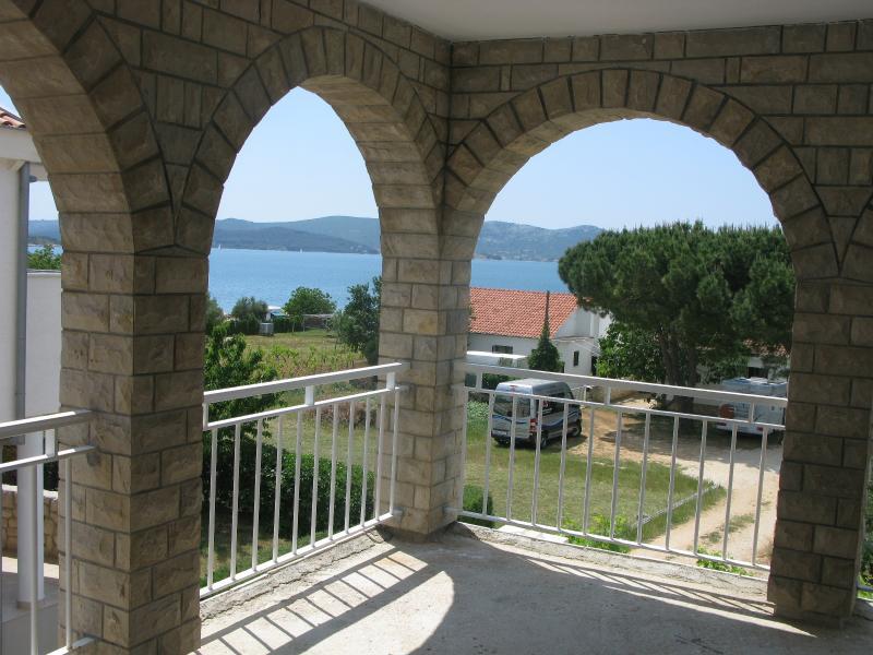 SA2(2): common terrace - 5837 SA2(2) - Sveti Petar - Sveti Petar - rentals