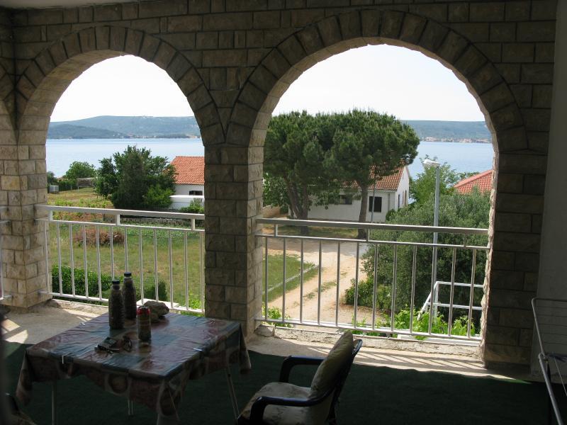 SA1(2): common terrace - 5837 SA1(2) - Sveti Petar - Sveti Petar - rentals