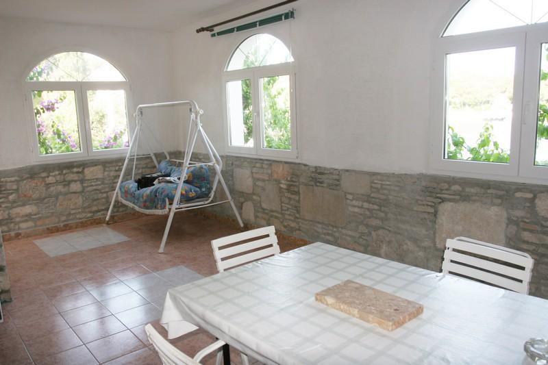 SA1(2): terrace - 8007  SA1(2) - Necujam - Necujam - rentals