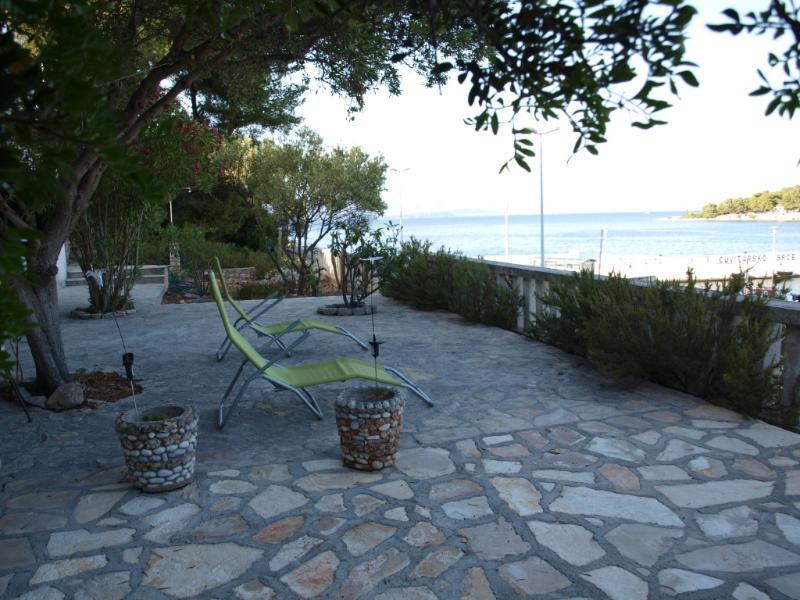 A1(2+1): garden terrace - 8052 A1(2+1) - Rogac - Rogac - rentals
