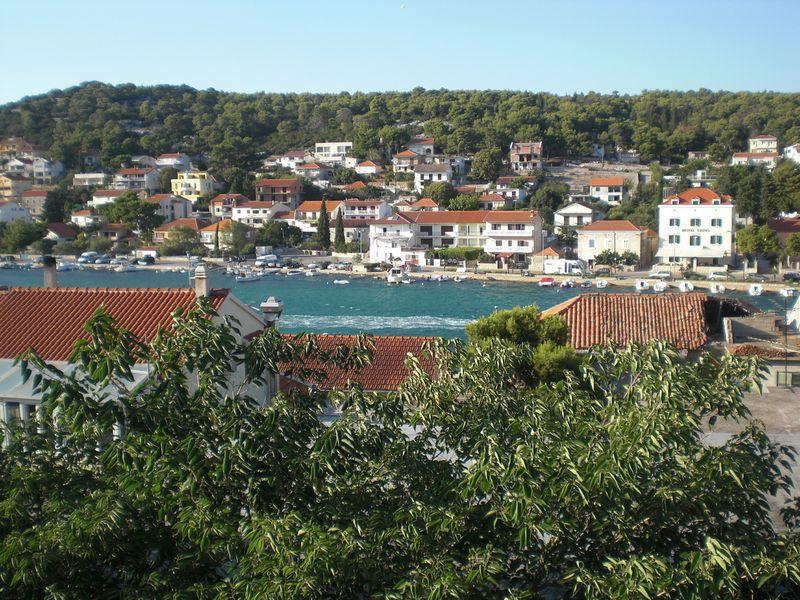 A1(6+1): terrace view - 8105  A1(6+1) - Tisno - Tisno - rentals