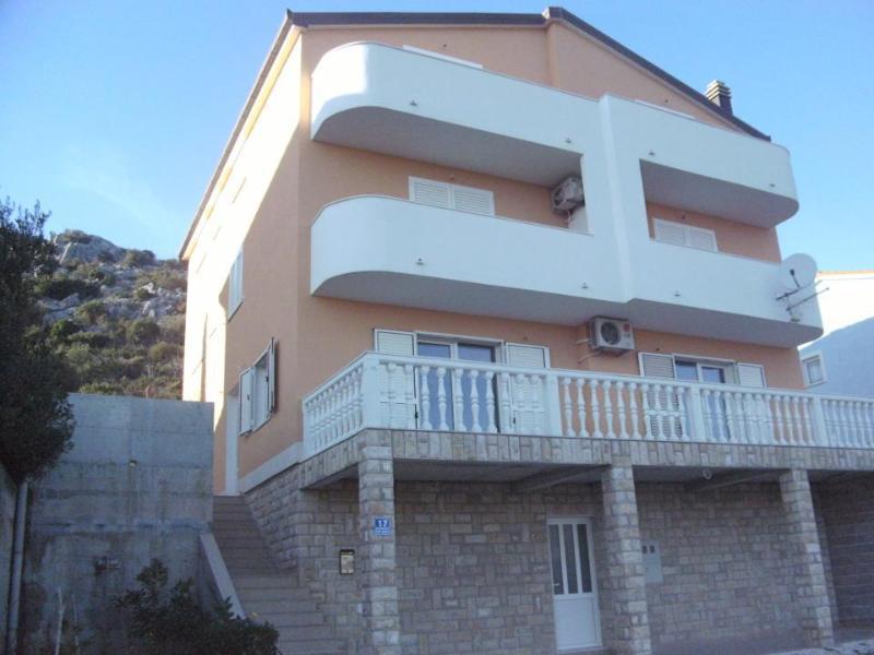 house - 8124 A1(4+1) - Seget Vranjica - Seget Vranjica - rentals