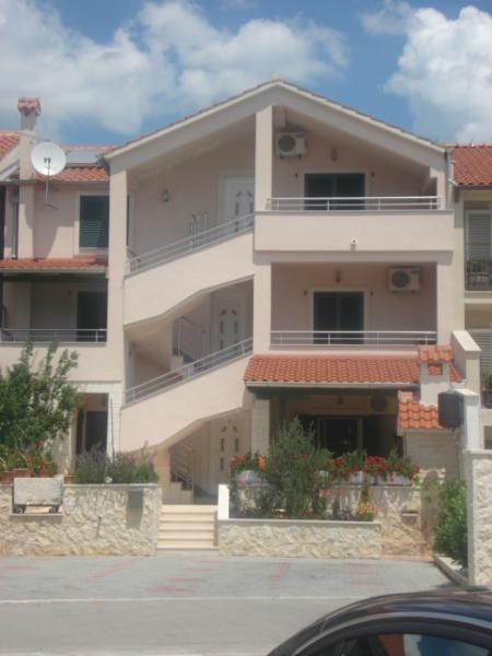 house - 8253 A1(4+2) - Tisno - Tisno - rentals