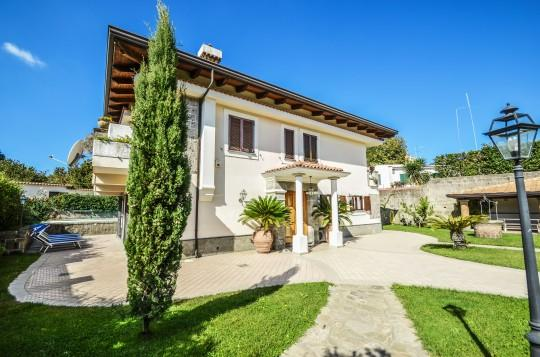 VILLA SERENA - SORRENTO PENINSULA - Sant'Agata Sui Due Golfi - Image 1 - Rome - rentals