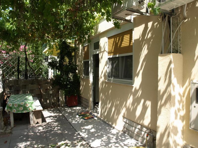 garden terrace - 8340 SA2- plavi (2+1) - Split - Split - rentals