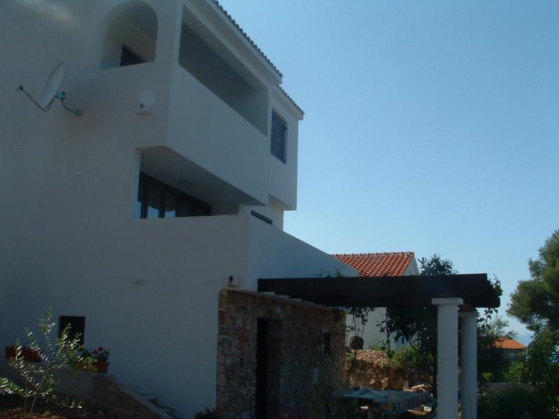 house - 038-04-STO A1(4+2) - Stomorska - Stomorska - rentals