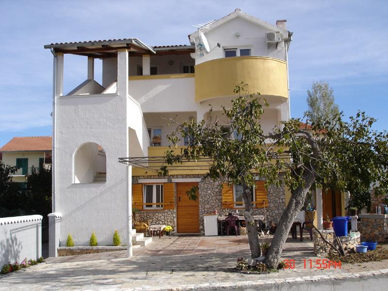 house - A00710MURT A3(2+1) - Murter - Murter - rentals