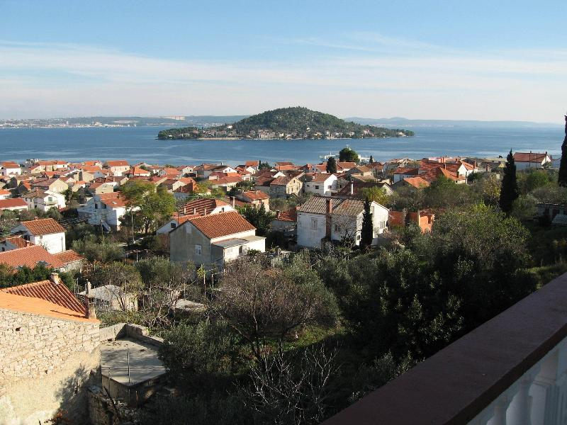 A2(4+1): terrace view - 00419PREK A2(4+1) - Preko - Preko - rentals