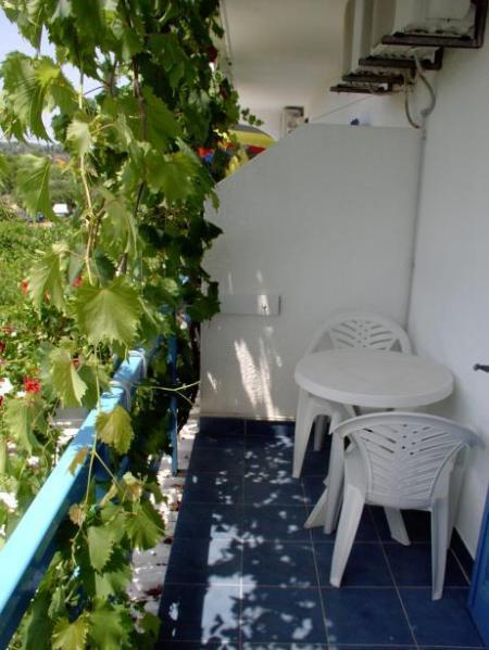 SA2(2): balcony - 002SUCU  SA2(2) - Sucuraj - Sucuraj - rentals