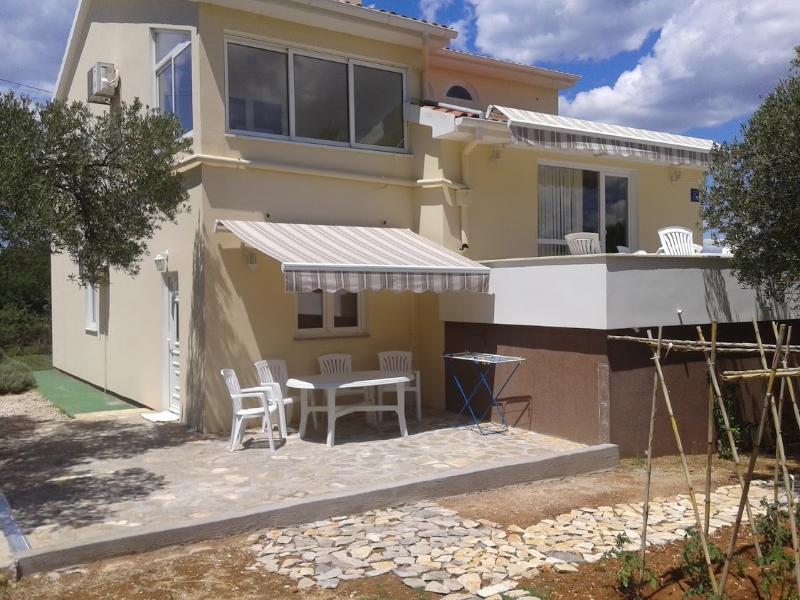 house - 35188  H(11+5) - Mrljane - Mrljane - rentals