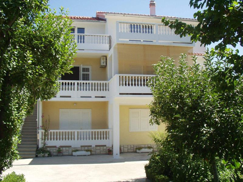 house - 35515 A1(2) - Supetarska Draga - Supetarska Draga - rentals