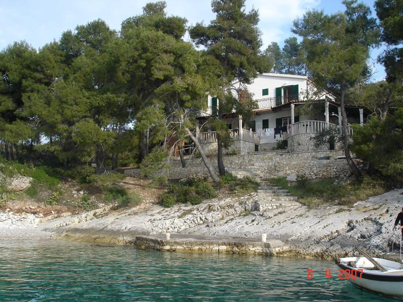 house - 2022  A2(4) - Cove Jagodna (Brusje) - Cove Jagodna (Brusje) - rentals