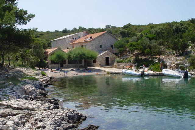 house - 2271  A1(4+1) - Scedro (Island Scedro) - Island Scedro - rentals