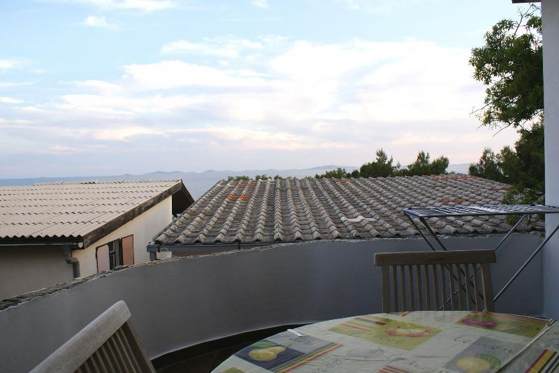 A1(4): terrace view - 2312  A1(4) - Murter - Murter - rentals