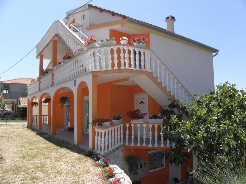 house - 2587 A2(4+1) - Bibinje - Bibinje - rentals