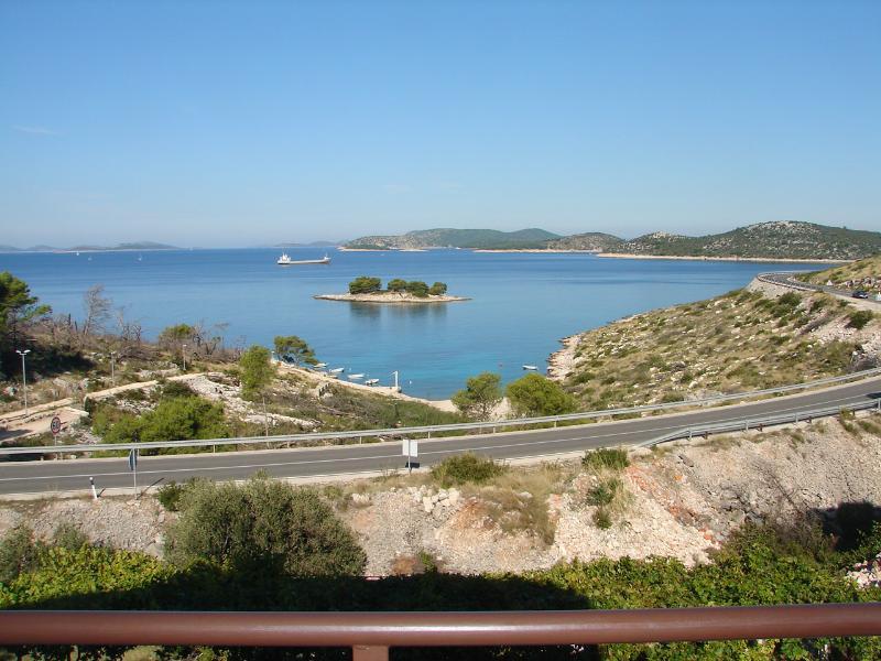 SA2(3): terrace view - 2846  SA2(3) - Bilo - Primosten - rentals