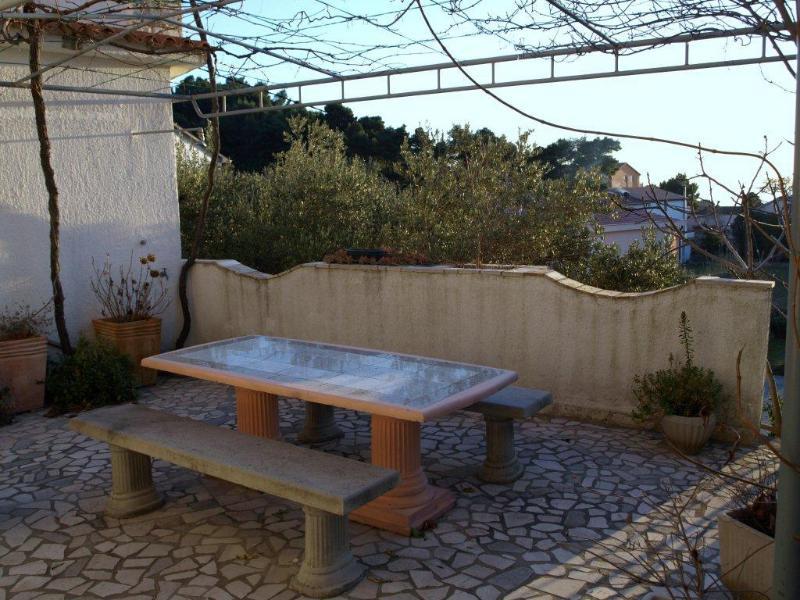 A1(4+1): terrace - 2942 A1(4+1) - Banjol - Banjol - rentals