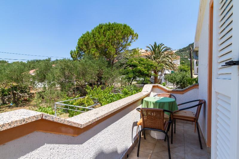 A4(2+2): terrace - 2963 A4(2+2) - Barbat - Barbat - rentals