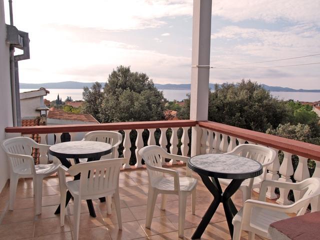 SA3(3): common terrace - 3027 SA3(3) - Bibinje - Bibinje - rentals