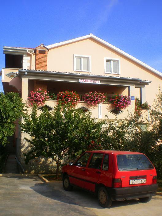 house - 3040 A1 mali(2+2) - Bibinje - Bibinje - rentals