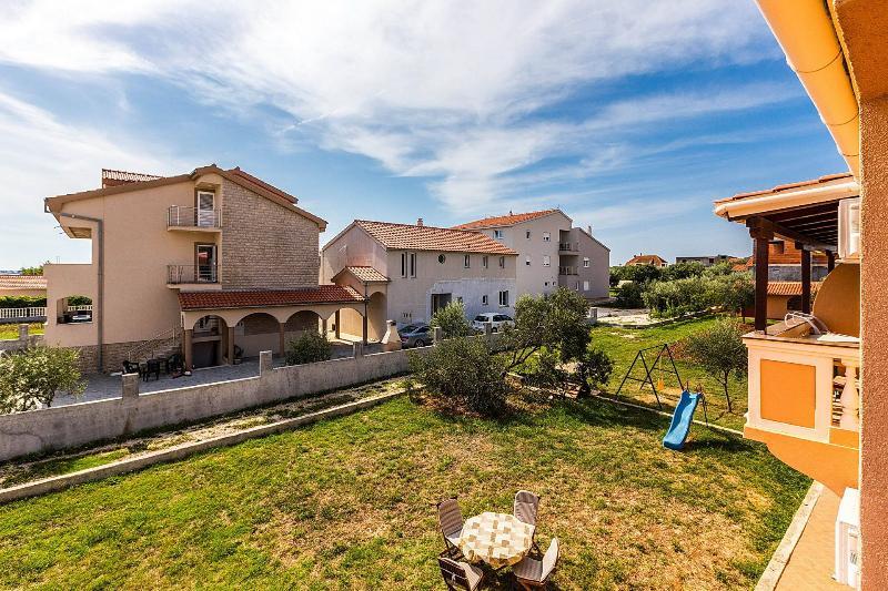 SA2(2): terrace view - 3039 SA2(2) - Bibinje - Bibinje - rentals