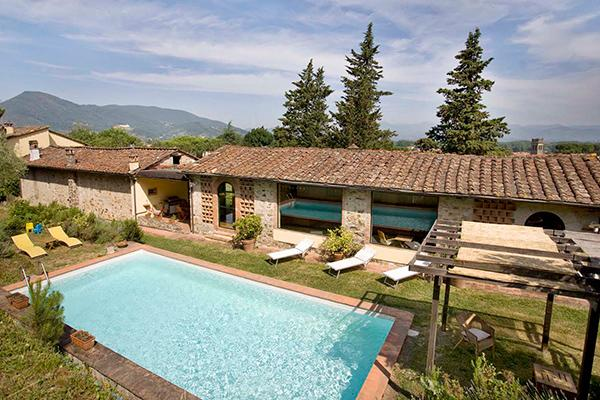 Lovely farmhouse 5kms from the center of Lucca. SAL GEL - Image 1 - Lucca - rentals