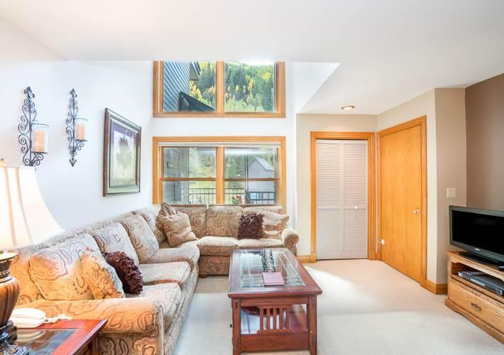Cimarron Lodge #14 - Image 1 - Telluride - rentals