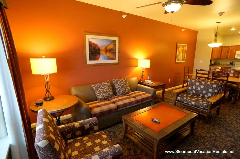 Wyndham Vacation Resorts  - unit  A - Image 1 - Steamboat Springs - rentals