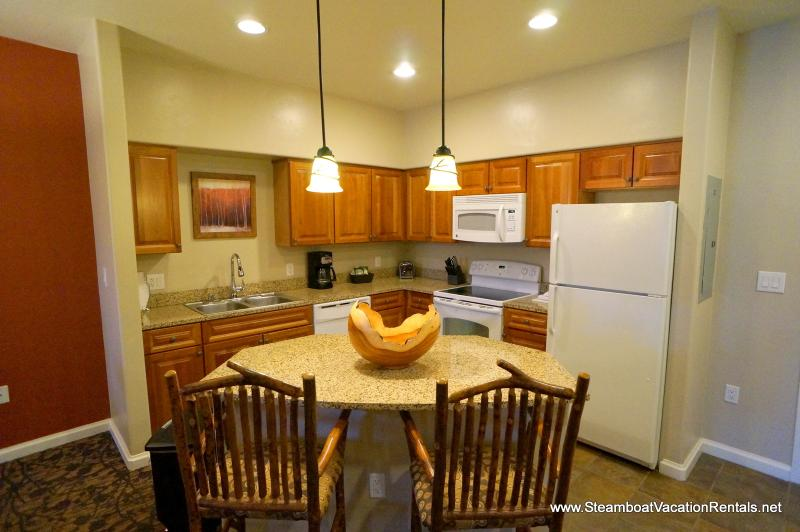 Wyndham Vacation Resorts - unit B - Image 1 - Steamboat Springs - rentals