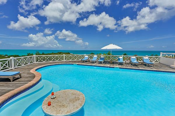Fully air- conditioned Caribbean villa with Sea views. C ADO - Image 1 - Terres Basses - rentals